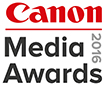 Canon Media Awards 2016 Tiny Logo