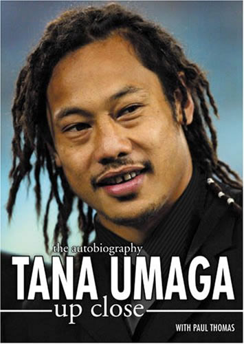 Tana Umaga Up Close