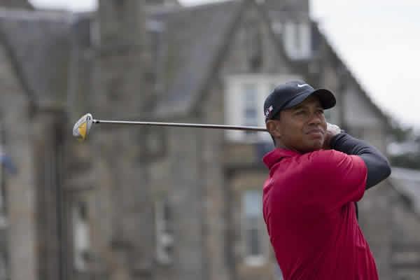 Tiger Woods PT 600