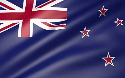 Nz Flag 400 Paul Thomas NZ Writer